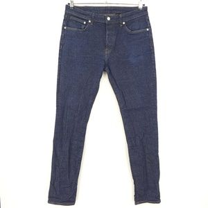 H&M Skinny Coupe Moulante Mens Jeans 36x32
